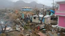 Dominica, struggling to survive 1 month after Hurricane Maria