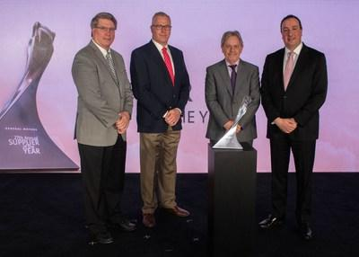 ZEISS Industrial Quality Solutions Recognized by General Motors as a 2018 Supplier of the Year Winner