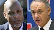 'Uncooperative' Tony Clark's counter for Rob Manfred