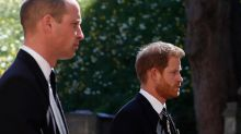 Philip's funeral a 'turning point' in William and Harry's relationship