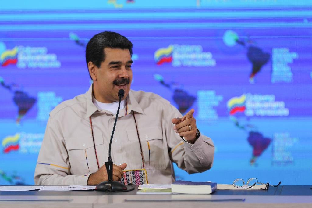 Maduro in February ordered the total closure of land frontiers with Brazil and Colombia, as well as sea and air links with the Netherlands Antilles in the Caribbean