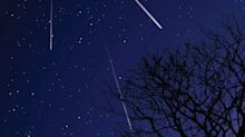 Orionid meteor shower to bring 'prolonged explosions of light'