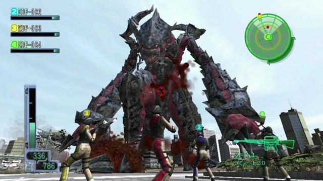 Earth Defense Force 2017 Portable - Launch Trailer