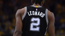 Kawhi Leonard out for Game 3 with a sprained left ankle