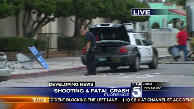 Police: Bicyclist Killed by Driver Fleeing Shooting