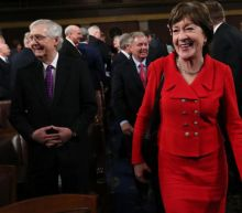 The first poll of Susan Collins' 2020 senate race shows her tied with Democratic challenger