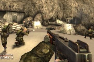 New Medal of Honor Heroes 2 screens looking fine