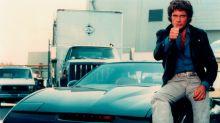 La relación entre David Hasselhoff y el actor que ponía la voz a K.I.T.T en 'El coche fantástico' estaba lejos de ser idílica