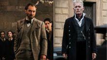J.K. Rowling verrät: Das lief zwischen Dumbledore und Grindelwald