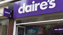 Claire's pulls cosmetics from shelves after FDA warns of asbestos fibres
