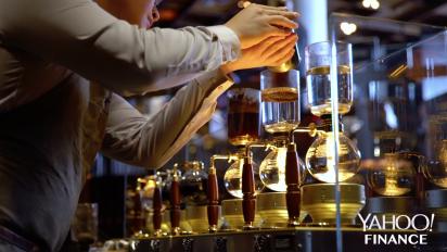 Starbucks debuts 23,000 square-foot NYC Roastery