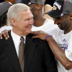 Jerry West tearfully remembers the time Kobe Bryant nearly left the Lakers for the Clippers