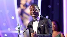 Sterling K. Brown's pro tip for Oscar winners' speeches: 'If you can, try not to...'