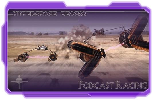 Hyperspace Beacon: Podcast race