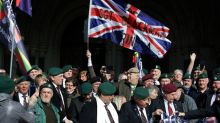 British soldier who killed Afghan fighter freed from jail