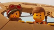 'The Lego Movie 2' trailer teases a 'Mad Max'-inspired block-buster