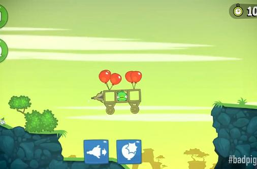 Bad Piggies trailer shows just how naughty these pigs get