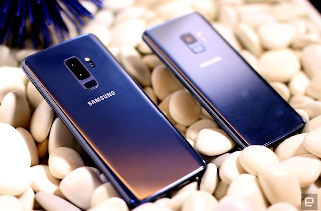 Samsung's Galaxy S9 now comes with up to 256GB of storage