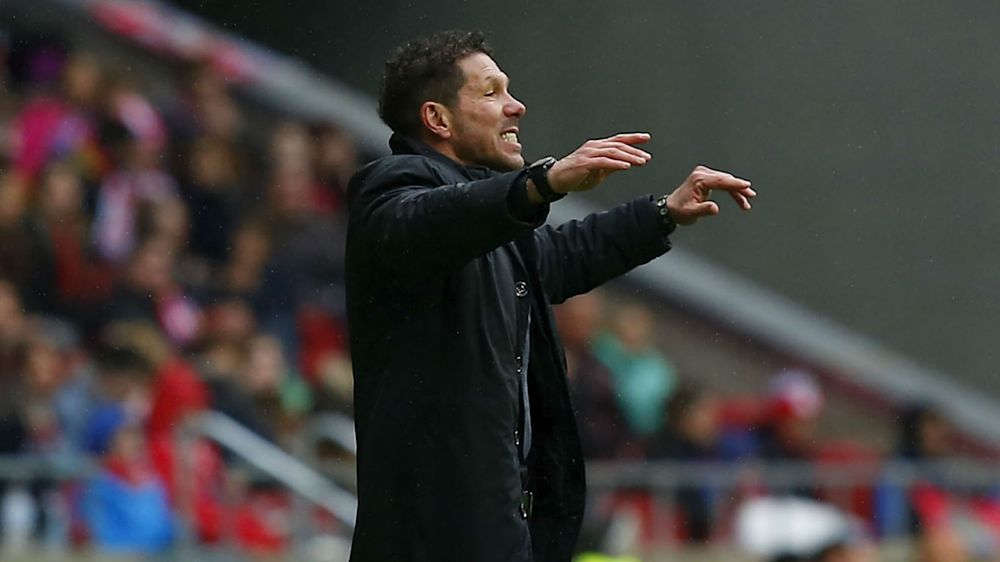 We chose to defend – Simeone not worried by Atletico negativity