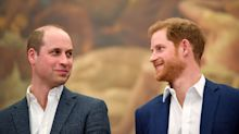 The moment Prince William confronted Harry about Meghan