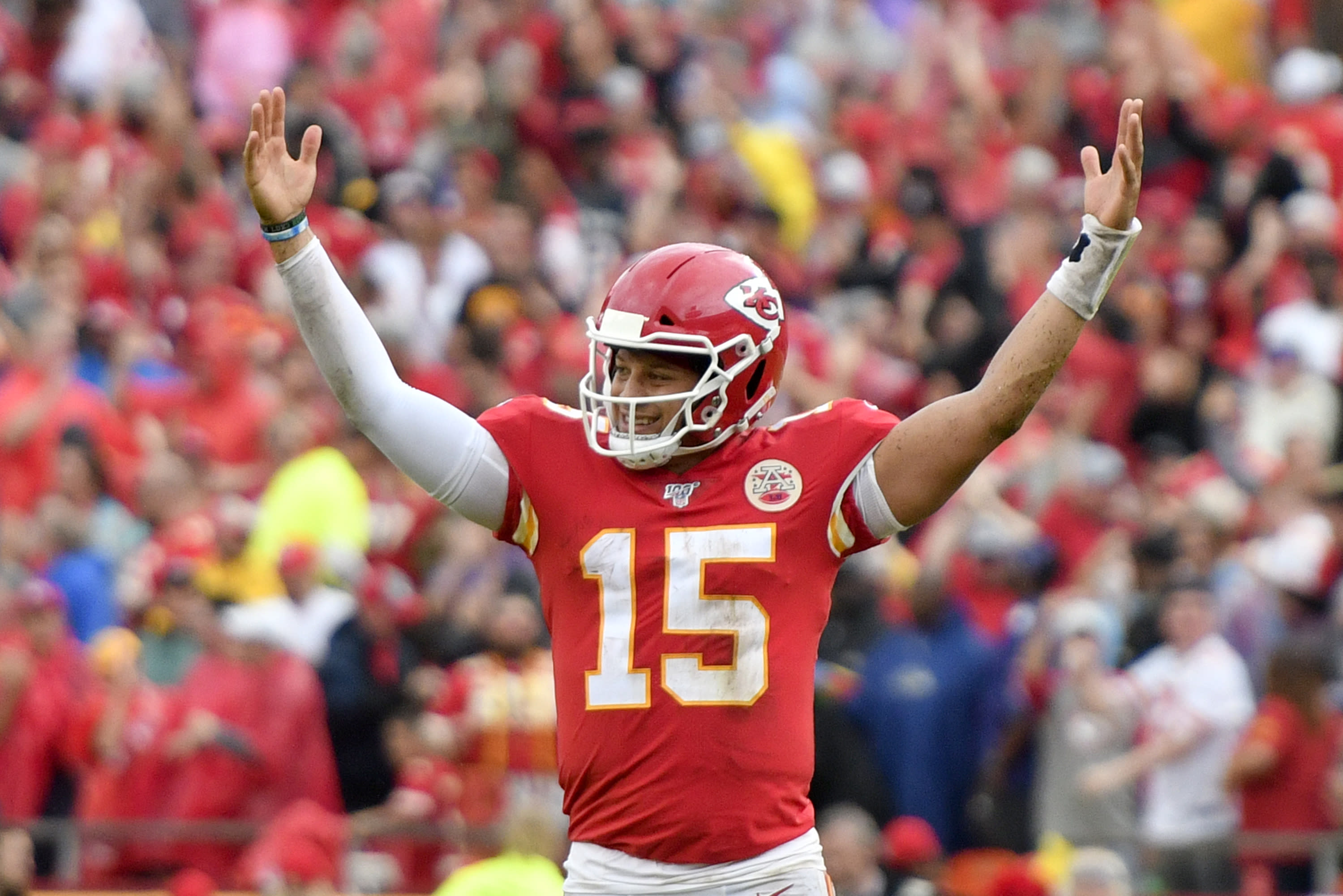 online store 2dbd0 aabb0 Chiefs' Mahomes continues to evolve as an NFL quarterback