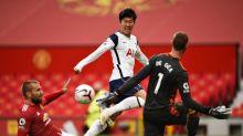 Manchester United 1-2 Tottenham LIVE! Latest score, Premier League goal updates, team news, TV and match stream