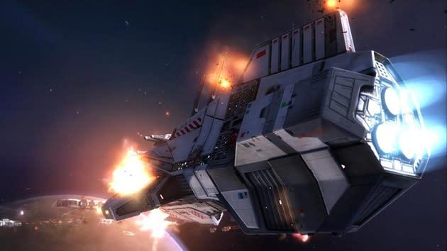Gearbox's beautiful 'Homeworld' remake reaches PCs February 25th