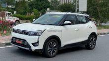 Mahindra XUV300 1.2-litre mStallion turbo-petrol spotted testing