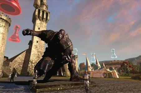 GDC Online 2012: Gamigo showcases Otherland and Grimlands