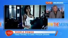 Fans trying to save prison drama