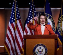 Nancy Pelosi says she has enough votes to continue leading House Democrats