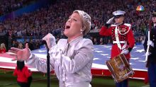 P!nk nails the national anthem with the flu – but that's not even the best part