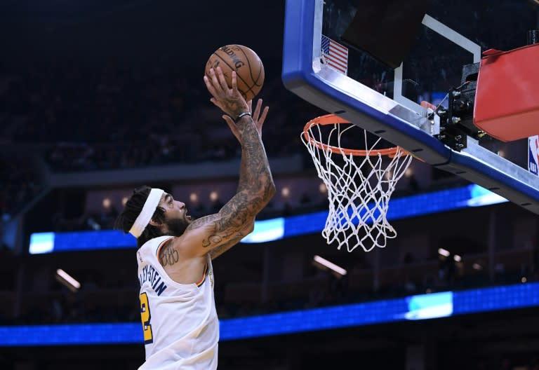 Mavericks swing NBA deal with Warriors for Cauley-Stein