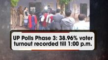 UP Polls Phase 3: 38.96% voter turnout recorded till 1:00 p.m.