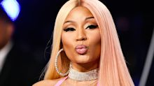 Nicki Minaj Shared the First Pic of Her Newborn Son and It's Absolutely Adorable