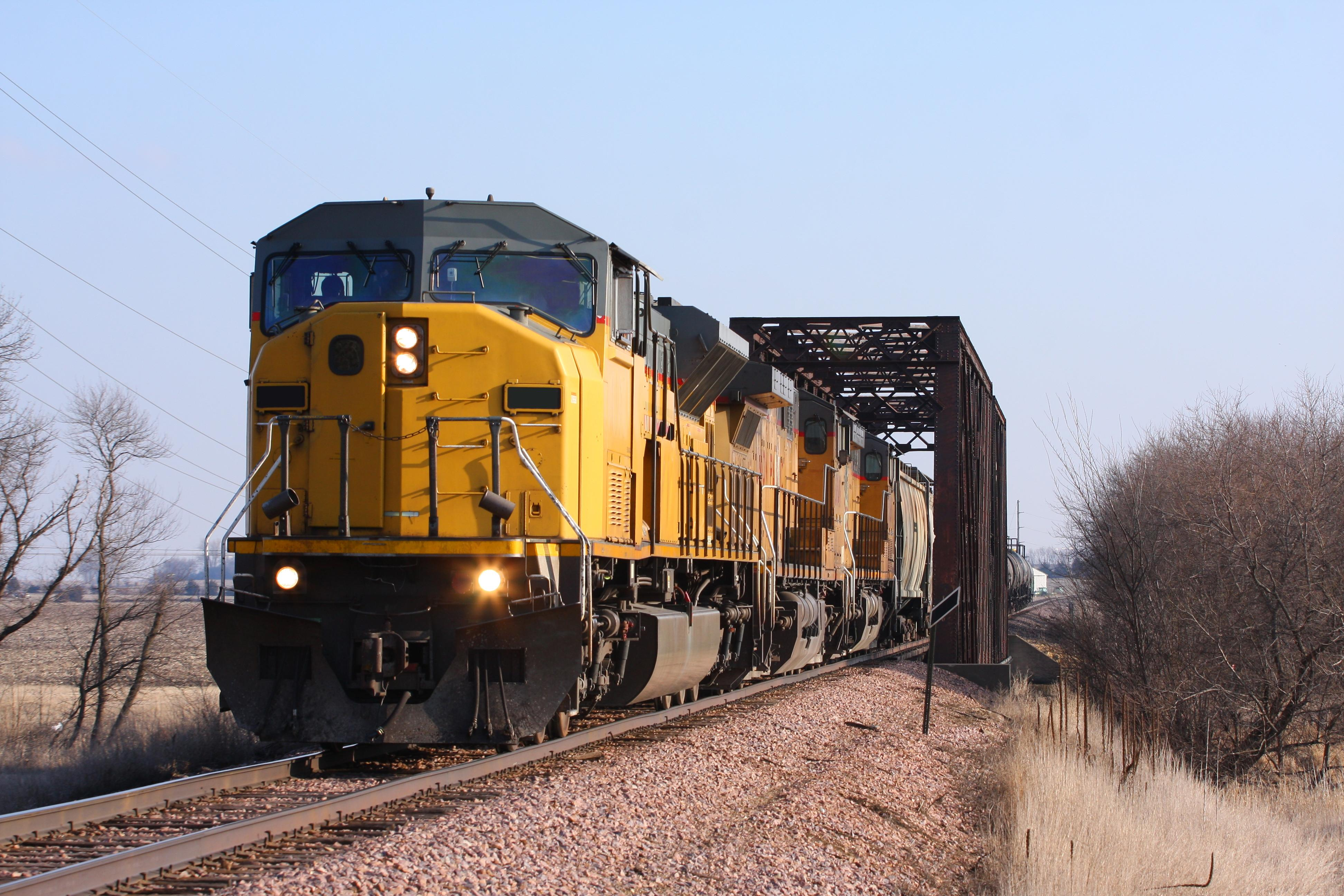 Union Pacific CEO: Trade tensions are 'definitely' impacting business