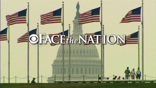 Open: This is Face the Nation, May 26