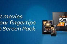 AT&T Screen Pack gives U-verse TV subs on-demand access to 1,500 films
