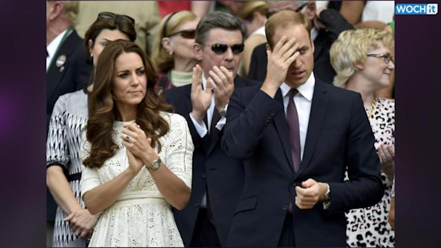 Kate Middleton & Prince William Feel Andy Murray's Pain In 2014 Wimbledon Loss--See The Pics