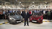 Aston Martin valued at around £5bn ahead of Stock Exchange flotation