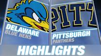 Delaware vs Pittsburgh | 2014 ACC Football Highlights
