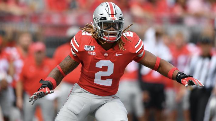Chase Young NFL Draft Prospect Profile