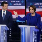 'Are you saying I'm dumb?': Klobuchar hits back at Buttigieg in bad-tempered Democratic debate