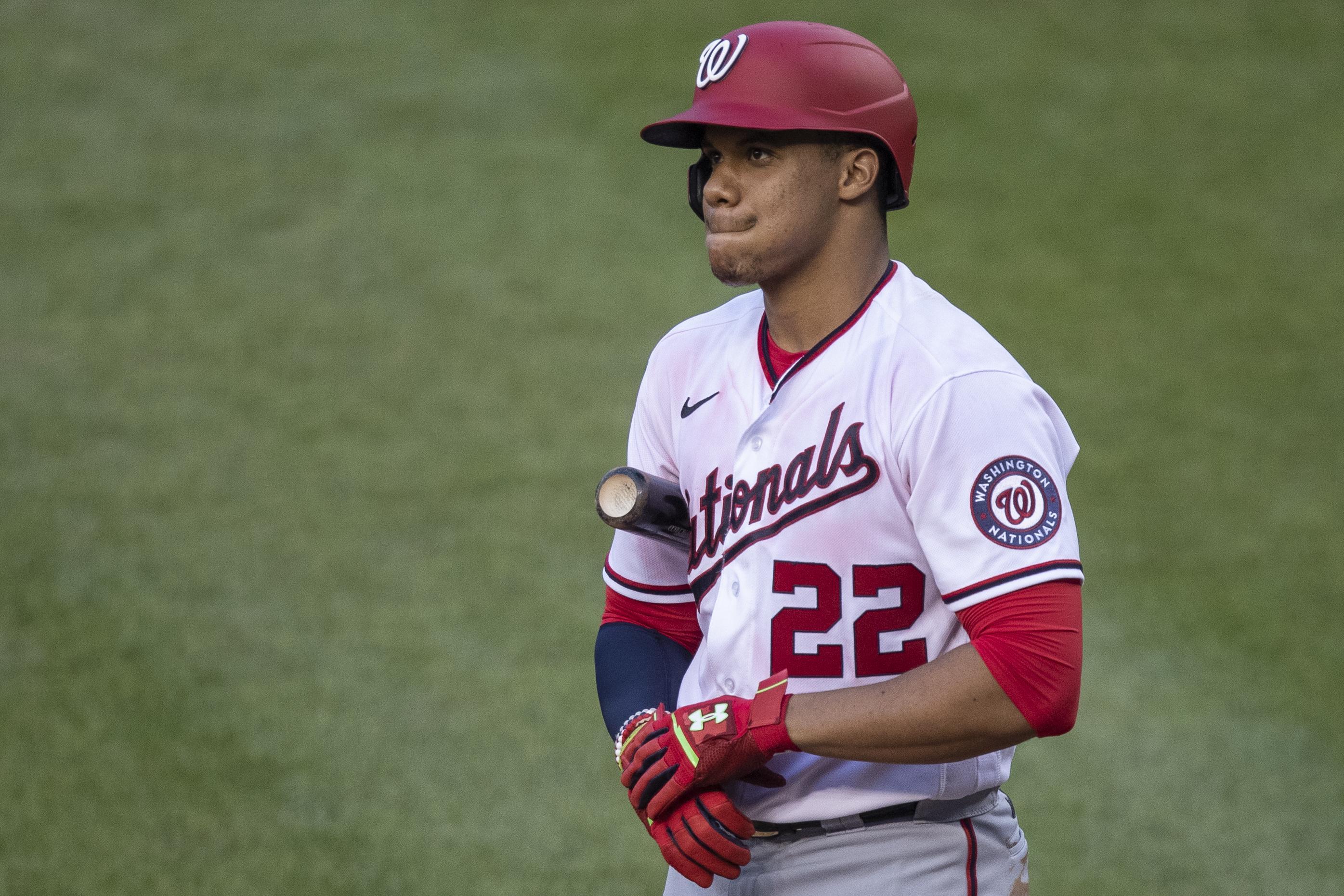 Nationals Players, Coaches Clear CDC Protocol After Juan ...