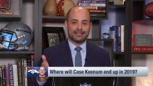 NFL Network's Mike Garafolo explains what's leading to 'frustration' for Denver Broncos quarterback Case Keenum