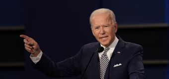 Biden's fierce retort: 'Will you shut up, man?'