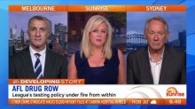 AFL drug policy under fire