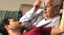 Com covid-19, Luciano diz que não irá ao enterro do pai e revela pressentimento