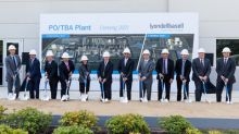 LyondellBasell Begins Construction of the World's Largest PO/TBA Plant
