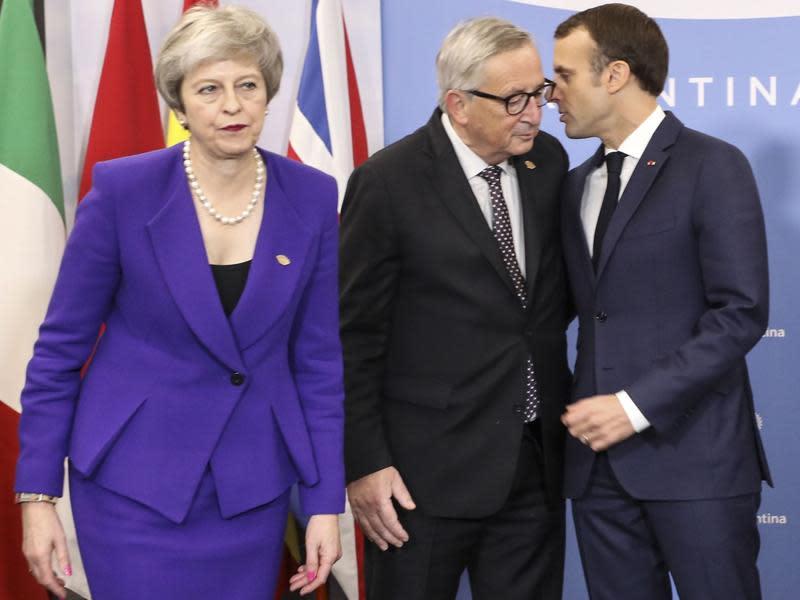 Brexit  «En se brouillant avec les Anglais, la France fait le jeu de  Vladimir Poutine» 20147788172